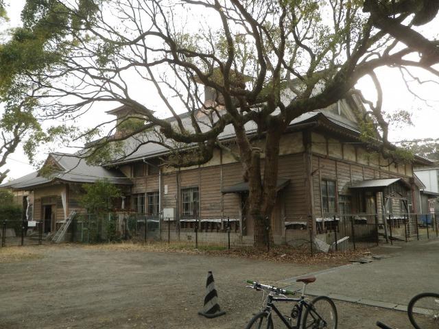 鎌倉市立御成小学校旧講堂調査に参加